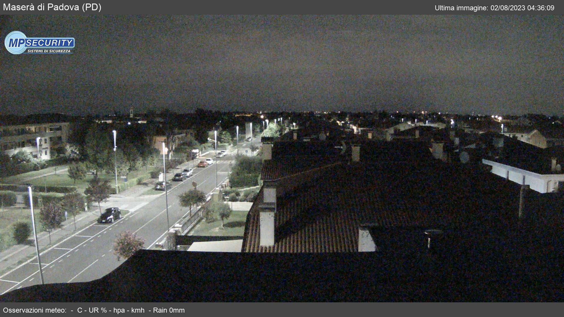 Webcam maser di padova live 3b meteo - 3b meteo bagno di romagna ...